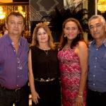 Francisco E Carla Militão, Beth E Edval Azevedo (1)