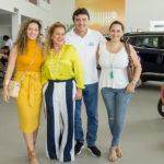Gabriela E Brícia Carvalho, Luiz Teixeira E Mayra Carvalho (2)