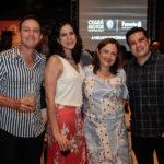 George Lázaro, Renata Gurgle, Delane Palácio E Maurício Vieira