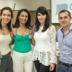 Gisele Studart, Patrícia Gomes, Flávia Laprovítera E Roberto Júnior (1)