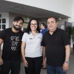 Gustavo De Castro, Carol Mota E Carlos Augusto Castro (1)