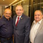 Honório Pinheiro, Ricardo Cavalcante E Marcos Soares (2)