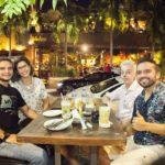 Ives Tavares, Alessandra Pinheiro, Francisco Martins E Renan Alencar (1)