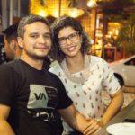Ives Tavares E Alessandra Pinheiro (1)