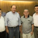 Júlio Santiago, Rafael Leal, Marcelo Maranhão E Odimar Feitosa (3)