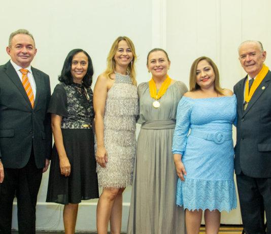 Júnior Bonfim, Elinalva Oliveira, Grecianny Cordeiro, Celma Prata, Angélica Sampaio E Seridião Montenegro (1)