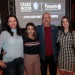 Jaqueline Muzy, Luzinete Maia, Edmilson Gomes E Érika Bessa
