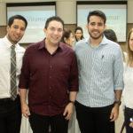 João Ítalo, Rodrigo Pereira, Cabral Neto E Claudete Furlanetti (2)