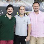 Joao Cabral Filho, Eduardo Weimar E Adriano Nogueira (2)
