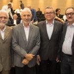 Joaquim Cartaxo, Lauro Martins, Eulálio Costa E Custódio Santos