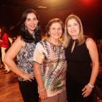 Lívia Moreira, Magda Hiluy E Eliane Pontes