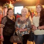 Lana Cabral, Alódia Guimarães E Jéssica Vieira