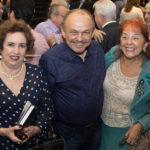Leda Maria, Honório Pinheiro E Fátima Duarte