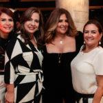 Lorena Pouchain, Martinha Assunção, Montiele Arruda E Cristina Simões