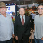 Luiz Gonzaga, Macilio Amorin E Luiz Kened (2)