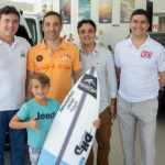 Luiz Teixeira, José Braq, Ronaldo Munhoz, Michele Abatemarco E Lázaro Cristiano