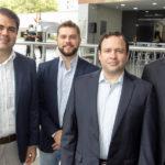 Marco Aurélio, Vitor Queiroz, Igor Barroso E Rui Do Ceará (2)
