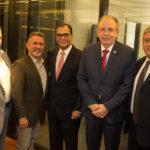 Marcos Soares, Benildo Aguiar, Beto Studart E Sampaio Filho (1)