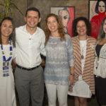 Natália Martins, Renato Lima, Ticiana Rolim, Liana Feingold E Priscila Veras (2)