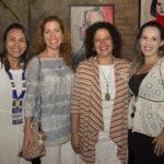 Natália Martins, Ticiana Rolim, Liana Feingold E Priscila Veras (1)