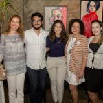 Natália Martins, Ticiana Rolim, Rafaela Fujita, Marcela Abreu, Liana Feingold, Priscila Veras E Eveline Frota (2)