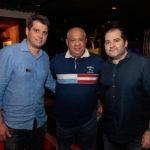 Nilton Bastos, Pedro Alfredo E David Feitosa