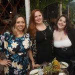 Patricia Moreira, Renata Reis E Stethanie Reis