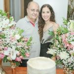 Paulo Linhares E Caroline Ximenes (2)
