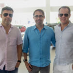 Pedro De Castro, Gustavo Cruz E Célio Gurgel (1)