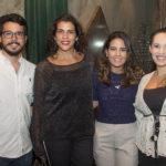 Rafael Fujita, Andréa Cardoso, Marcela Abreu E Priscila Veras (1)