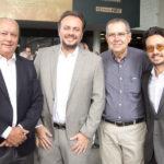 Rafael Leal, Adriano Nogueira, Ricardo Parente E Marcelo Quinderé (2)
