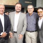 Rafael Leal, Adriano Nogueira, Ricardo Parente E Marcelo Quinderé (3)