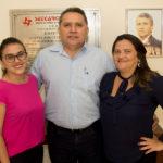 Rafaele Lima, Espedito Júnior E Auriélia Almeida (1)