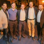 Renato Araujo, Alexandre Arnhart, Alex Nucci, Rodrigo Clemente E Vagner Tilman (3)