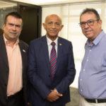 Ricardo Moreira, Edilson Baldez E Ociran Soares (1)