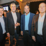 Roberto Barral, Silvio Munhoz, Ival Alves E Julio Ventura (3)
