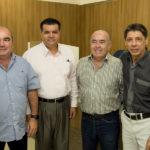 Roberto De Paula, Odimar Feitosa, Ubiratan De Paula E Rafael Abrantes (2)