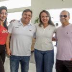 Samara Mendonço, Hig Júnior, Clarisse Holanda E José Hilton (1)