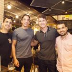 Tales Castro, Tiago Linhares, Mauricio Melo E Breno Castro (2)