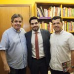 Totonho Laprovitera, Fernando Laprovitera E Erick Vasconcelos (2)