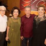 Vicente E Ericina Leitão, João Magela E Vera Félix (1)