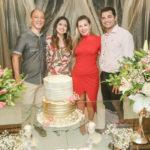 Vinicios, Fernanda Coutinho, Camiola Ximenes E Jacob Mendes (2)