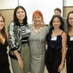 Vivian Fermanian, Juliana Castro, Fátima Duarte, Helena Romero E Renata Queiroz (2)