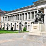 Fachada Museo Prado