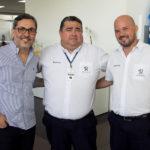 Aguimar Filho, Roberto Carlos E George Moreira (1)