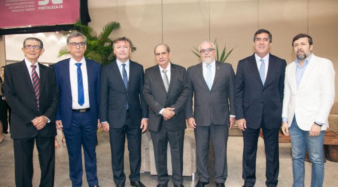 Alberto Farias, Cid Alves, Mauricio Filizola, José Roberto Tadros, Joy Colares, Luiz Gastão E Élcio Batista