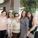 Ana Silvia, Ana Maria, Vilka Ponte, Celly Rabb E Ana Virginia (2)