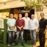 Aris Cavalcante, Andre Craveiro, Paulo Lima Verde, Sergio Alemeida E Jose Maria Pimentel (1)