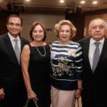 Beto E Ana Studart, Auxiliadora E João Carlos Paes Mendonça 86