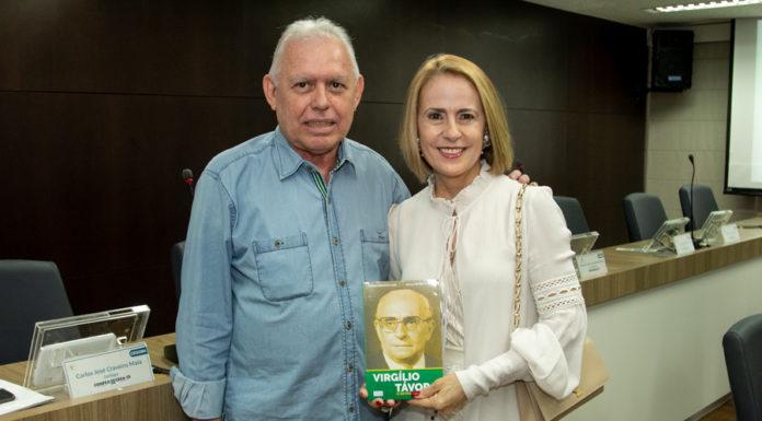 César Barreto E Tereza Ximenes (2)